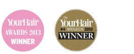 Your Hair Awards Winner 2012 & 2013